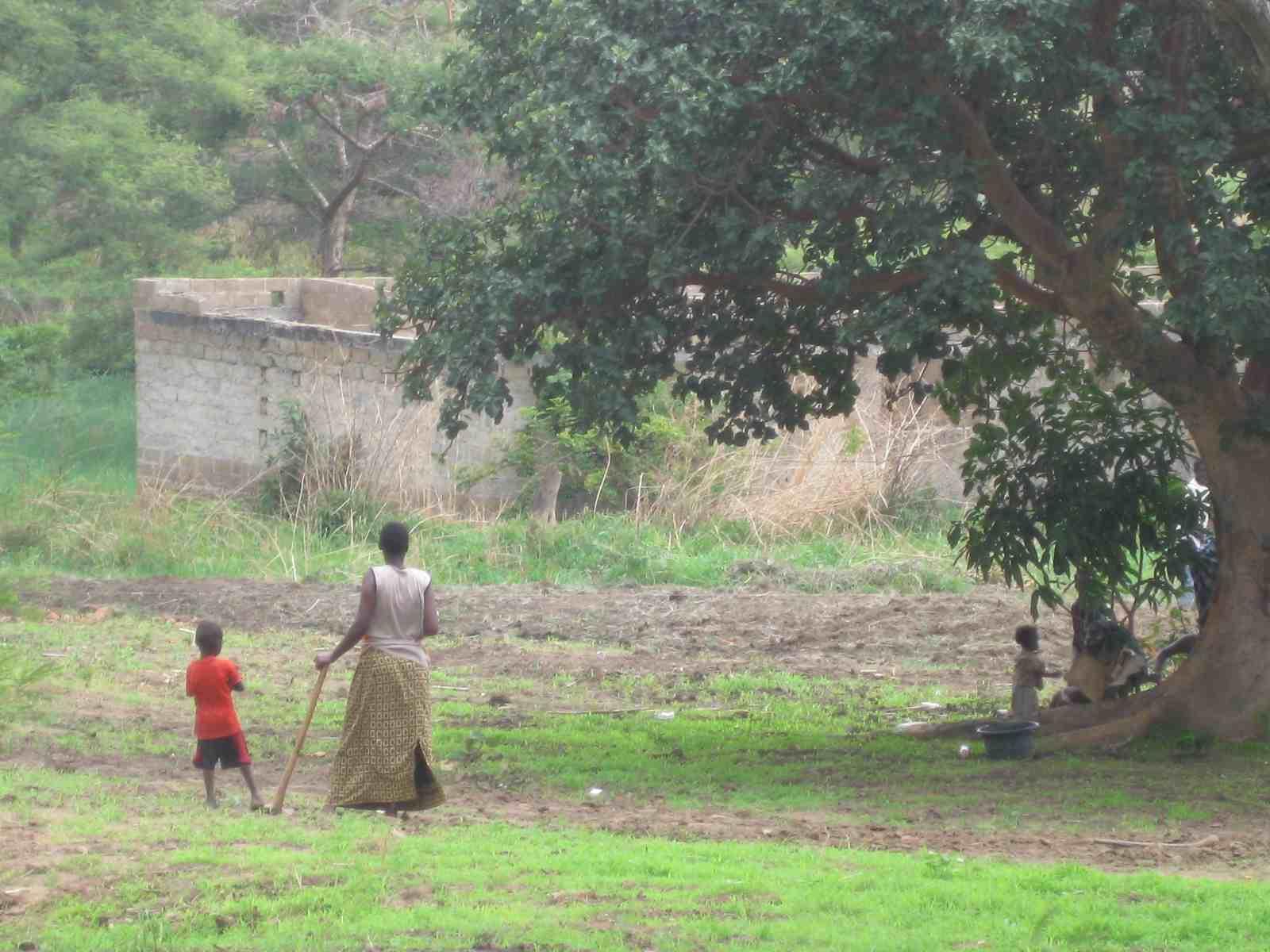 Αποστολή των Φ.τ.Κ. σε Νοσοκομεία και Ιδρύματα της ευρύτερης περιοχής της Lusaka