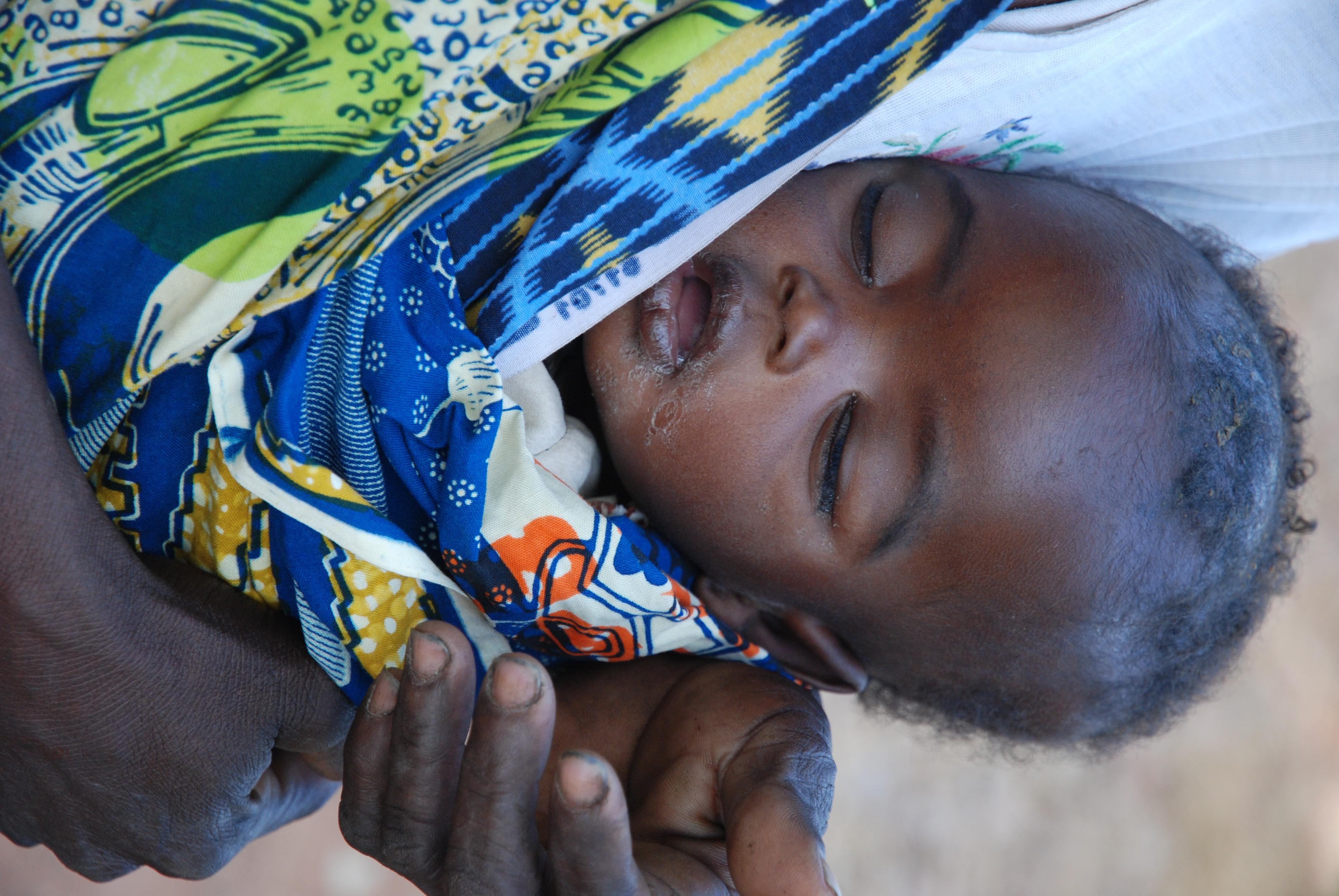 Φωτογραφικό υλικό από την Αποστολή στην Burkina Faso, στην πόλη Sabou
