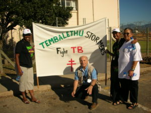SOUTH AFRICA FIGHT TB