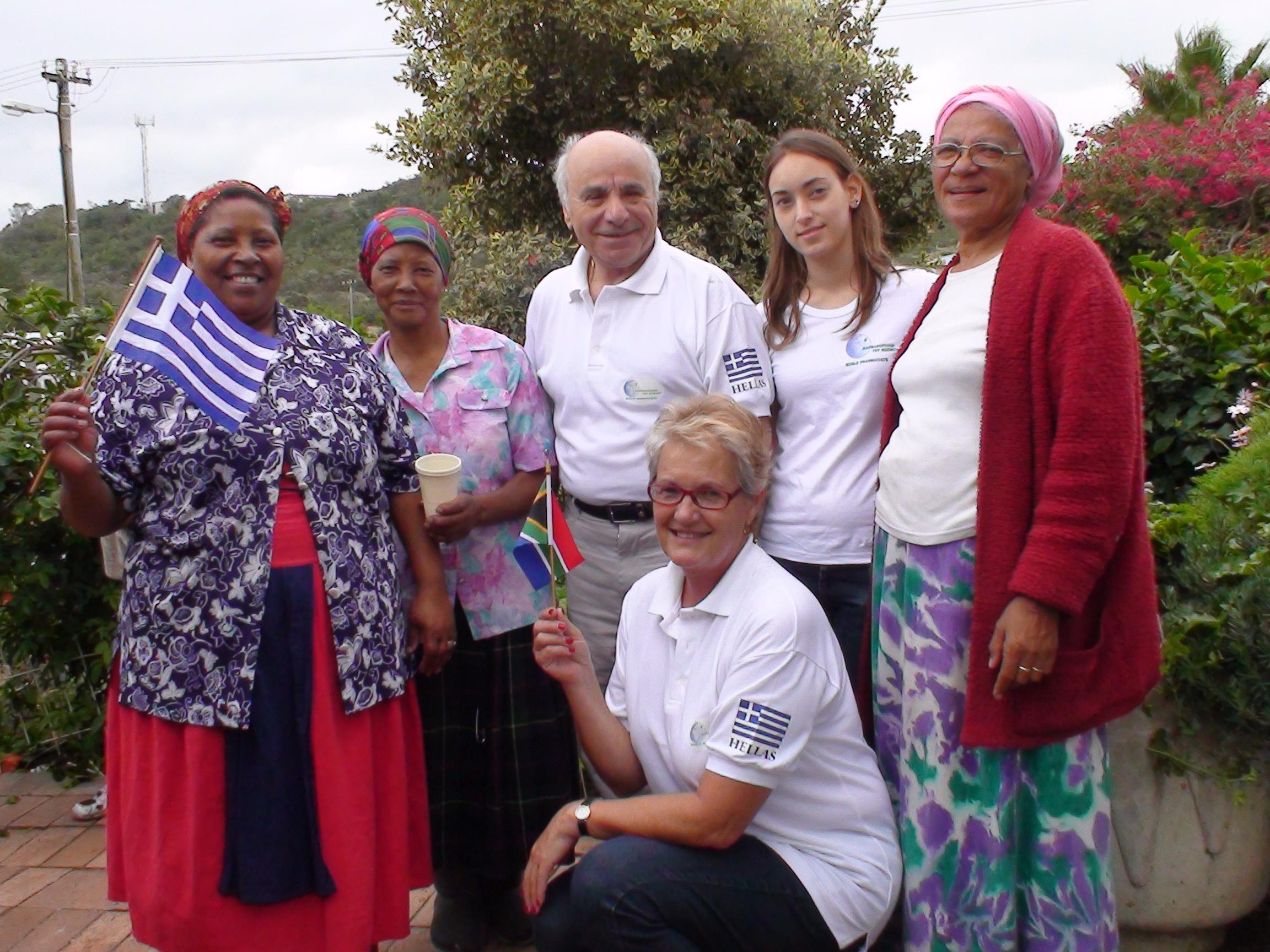 Παράδοση Ιατροφαρμακευτικού Υλικού στην Τανζανία & χρηματική ενίσχυση στη Νότιο Αφρική